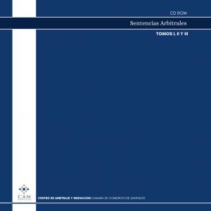 CD de Sentencias Arbitrales Tomos I, II y III