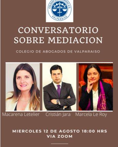 Conversaciones sobre la mediación como herramienta de resolución de conflictos