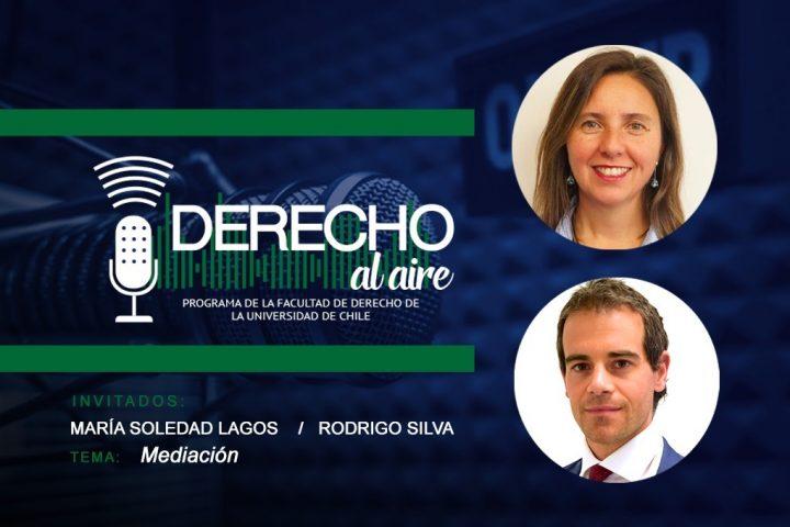 Soledad Lagos conversa sobre Mediación en Programa #DerechoAlAire