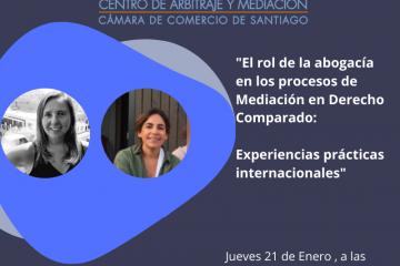 El rol de la abogacía en los procesos de Mediación Derecho Comparado
