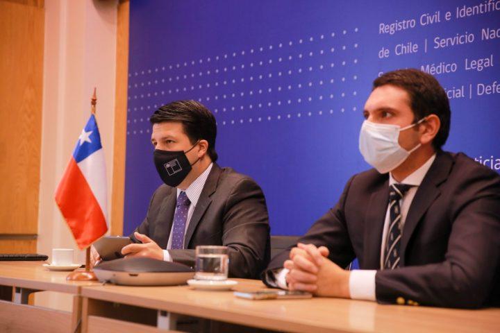 El CAM Santiago presentó iniciativas tecnológicas vinculadas al fortalecimiento de métodos adecuados de resolución de conflictos