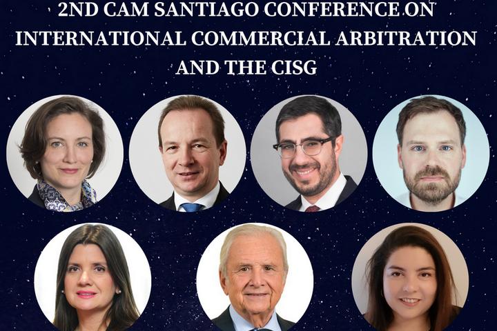 Inscríbete ahora a la 2° Conferencia del CAM Santiago sobre Arbitraje Comercial Internacional y Compraventa Internacional de Mercaderías