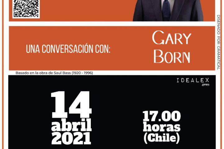 [Streaming] Una conversación con Gary B. Born