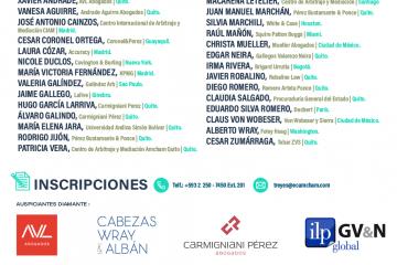 XIII Conferencia de Arbitraje Internacional – Ecuador 2021