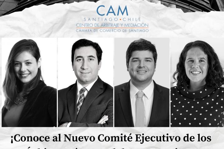 ¡Conoce al nuevo Comité Ejecutivo de Árbitros Jóvenes del CAM Santiago!