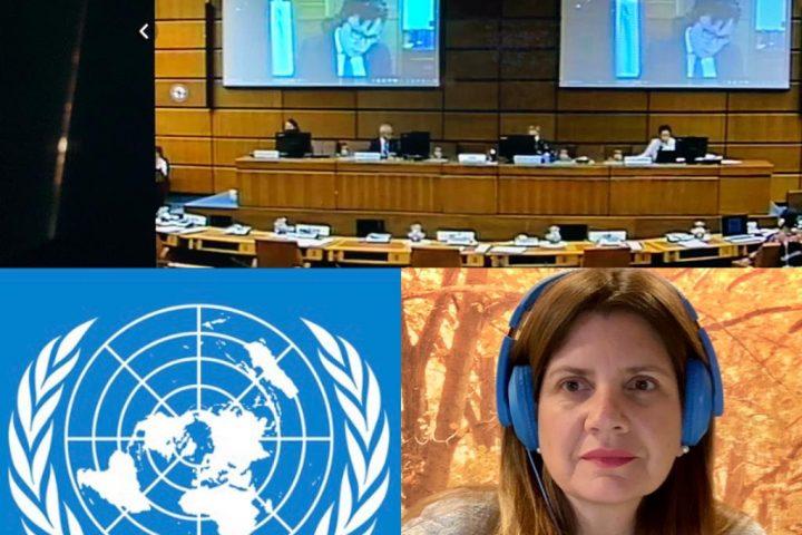 Destacada participación de directora del CAM Santiago en la 54ª sesión de UNCITRAL