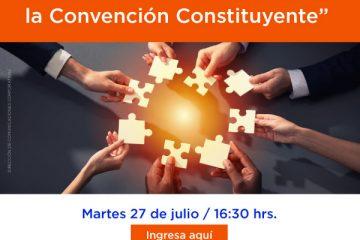Procesos colaborativos para la construcción de acuerdos en la Convención Constitucional