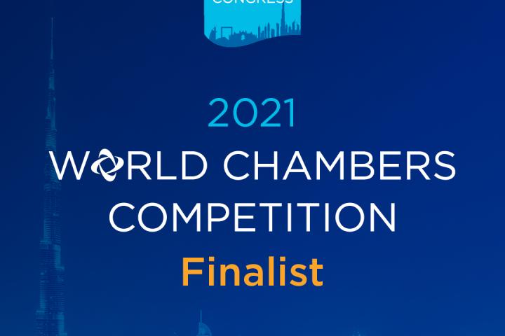 """Plataforma """"LegalTech"""" de la Cámara de Comercio de Santiago es Finalista en Concurso Mundial de Cámaras 2021"""